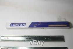 16 Pair -Soft Close -18 inch Full Extension Drawer Slides 3-Folds Ball Bearing
