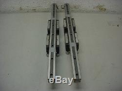 2 Ina 87t5 F-303830 Cnc Linear Rails And 4 Ball Bearings/blocks/slides 600mm L