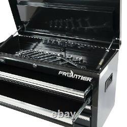 26-inch 4 Drawer Top Tool Chest Tool Organizer Steel Tool Box Garage Handyman