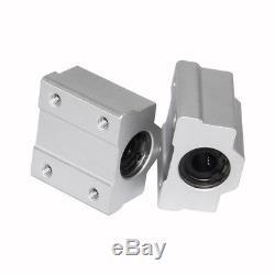 2PCS Inner Diameter 660mm CNC Linear Motion Ball Slide Bearings