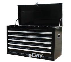 36-inch Metal Tool Chest With 7 Ball Bearing Slide Drawers for Tool Storage