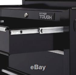4 Drawer Rolling Tool Cabinet With Ball Bearing Slides Storage Chest Workshop