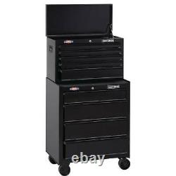 4-Drawer Steel Rolling Tool Cabinet 1000 Series 26.5-in W x 32.5-in H