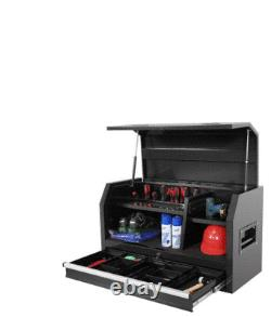 42 In. 1-Drawer Top Tool Chest In Black (Multifunctional)