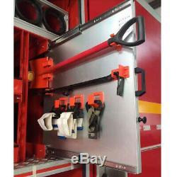 485lb Super Heavy Duty Drawer Slides Ball Bearing 3 Widening Side Mount 1Pair