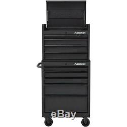 5 Drawer Steel Tool Chest Box Storage Organizer Garage Shop In Textured Black