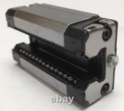 5Pc Rexroth R162219420 Runner Block Ball Bearing Linear Rail Roll Slide R010 2