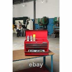 6 Drawer Garage Tool Chest Top Opening Tool Storage