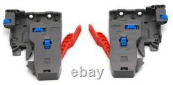 6 Pair Full/Ex Ball Bearing Zinc Soft Close Drawer Slide Undermount Rear Bracket