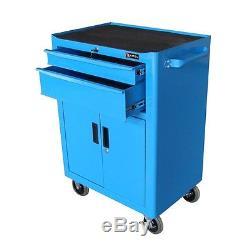 Ball Bearing Slides Drawer Steel Garage Tool Roller Cabinet Storage Chest Box