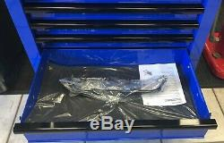 Blue Ford Tool Box