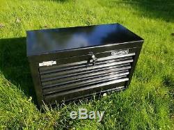 CRAFTSMAN 1000 Series 5-Drawer Ball-bearing Steel Tool Chest Black Storage Stack