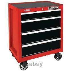 CRAFTSMAN 2000 Series 26-in 4-Drawer Tool Cabinet