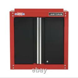 CRAFTSMAN 2000 Series 28-in W x 28-in H x 12-in D Wall-Mounted Garage Cabinet