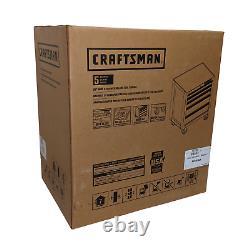 CRAFTSMAN 2000 Series 5-Drawer Steel Rolling Tool Cabinet (Black)