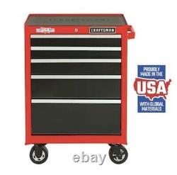 CRAFTSMAN CMST22751RB Storage Cabinet, 18 Dx37 1/2 Hx26 1/2W