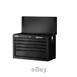 CRAFTSMAN black Drawer Ball-bearing Steel Tool Chest drawer slides heavy duty