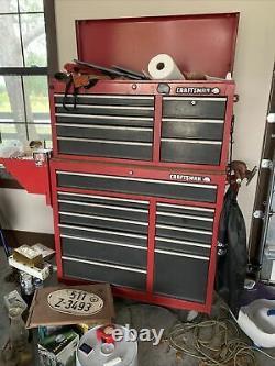 Craftman tool box