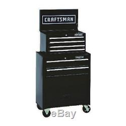Craftsman 26 in Rolling Tool Chest Storage Cabinet Box Mobile Mechanic Garage
