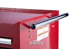 Craftsman 27 in. 7-Drawer Rolling Storage Cabinet with Ball Bearing Slides