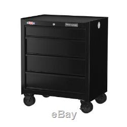 Craftsman 4-Drawer Rolling Tool Cabinet with Ball-Bearing Slides, 26W