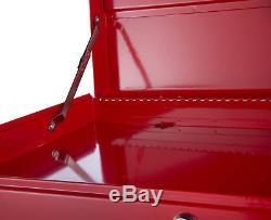 Craftsman Craftsman 27 in. 6-Drawer STD DUTY Ball Bearing Slides Top Chest RedB