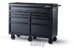 Craftsman Craftsman 52 9-Drawer Ball Bearing Slides Cabinet, Sandtex Black