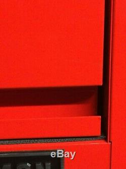 Craftsman rolling tool box 2000 series two pc. Top CHEST & lower CABINET mint