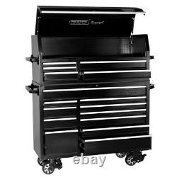 Draper 56 16 Drawer Roller Tool Cabinet & Tool Chest With Wheels Garage Worksho