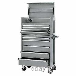 Draper 70503 36 Combined Roller Cabinet and Tool Chest (9 Drawer)
