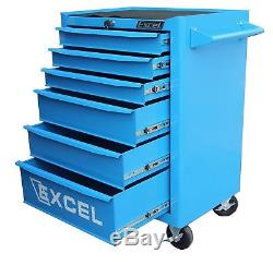 Excel 26 inch Roller cabinet with six ball bearing slide drawe. Top Daily Deal