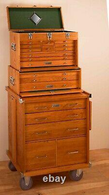 Gerstner GI-T20-M20-R20 3-Piece Set This is A classic American style chest
