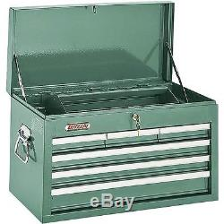 H0838 Grizzly 6 Drawer Top Chest with Ball Bearing Slides
