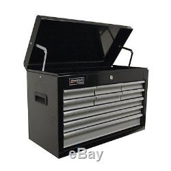 Heavy Duty Ball Bearing Slide Home Storage 9 Drawer Steel Tool Chest Cabinet Box