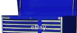 Heavy Duty Ball Bearing Slide Storage 10 Drawer Chest Steel Tool Cabinet Box