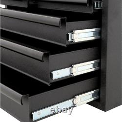 Husky 26 in. 5-Drawer Top Tool Chest in Textured Black