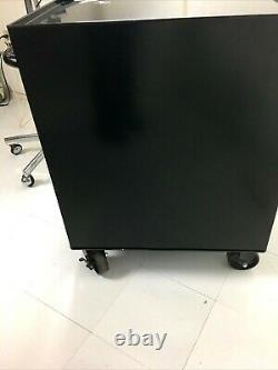 Husky 26 in. W 4-Drawer Rolling Cabinet Tool Box Chest internal keyed locks
