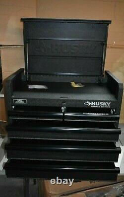 Husky 26 in W 5-Drawer Steel Cabinet Tool Box LOCAL PICK UP ONLY -NO SHIPPING