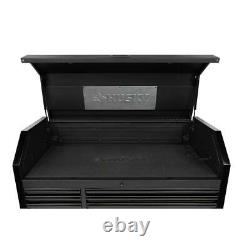 Husky Industrial 52 in. W x 21.5 in. D 6-Drawer Tool Chest with Pull-out Work