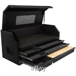 Husky Industrial Tool Chest 52 in. W x 21.5 in. D Pull-out Work (6-Drawer)