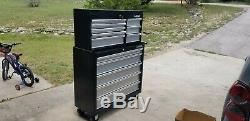 Husky Mobile Tool Chest and Cabinet Combo