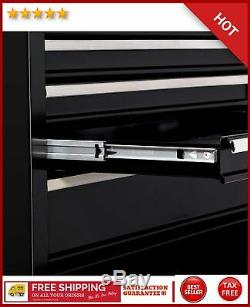 Hyper Tough 4-Drawer Tool Chest TOP WithBall-Bearing Slides 26W Mechanic Toolbox