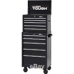 Hyper Tough 5-Drawer Tool Box with Ball-Bearing Slides, 26W