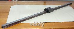 Ina 87T4 F-303361 Cnc 945Mm Linear Rail & Ball Bearing Slide Block