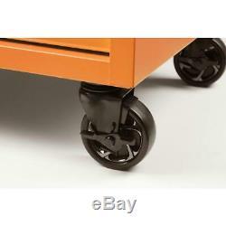 International Mobile Workbench 46 in. W x 24.5 in. D Ball Bearing Slide 9-Drawer