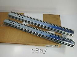 Knape & Vogt Kv 8800 Heavy Duty 200 Lb 20 Drawer Slide, # 8800 B20 Qty 4 pair