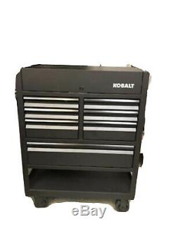 Kobalt Black Steel Rolling Tool Chest New In Box Local Pickup Only