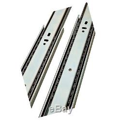 LIBERTY 942405 Soft-Close Ball Bearing Drawer Slide, 24-Inch, 2-Pack 24 Inch
