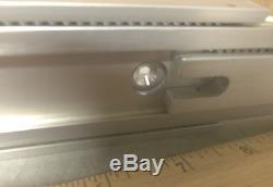 Lockheed Ball Bearing Aluminum Extension Drawer Slide P/N 962926-101 (NOS)