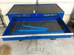 Mac tech 1000 roll around tool box